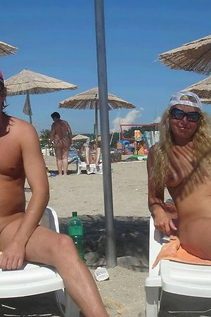 100% real amateur nudists