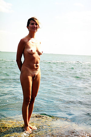 Horny nudist girls in the nature