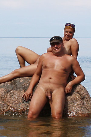 Some nudist couples fucking