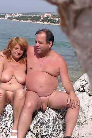 Grannies also love to be a nudists