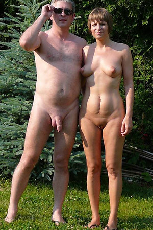 Nudist mature wives, some with hubbies