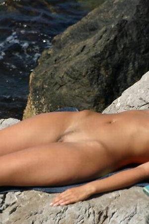 A hot slut posing at theGunnison