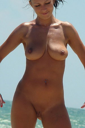 Naked On The Beach! Gallery #150