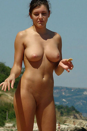 Naked On The Beach! Gallery #53