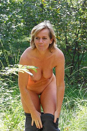 Never too late to become a nudists