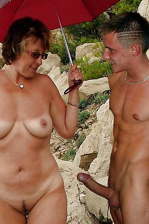 Sexually attractive nude life adepts seduced by friends at nudist beaches