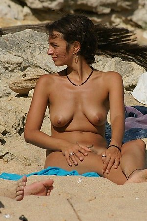 Great collection of small tits, nudist vagina, nude women at at nudist beach